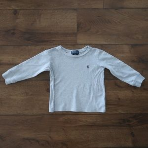Long Sleeve Polo Ralph Lauren Shirt